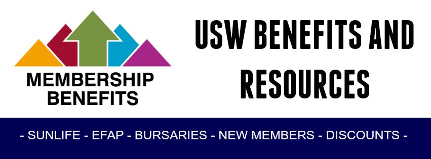 USW BENEFITS - USW Local 7619 | Teck Highland Valley Copper Mine